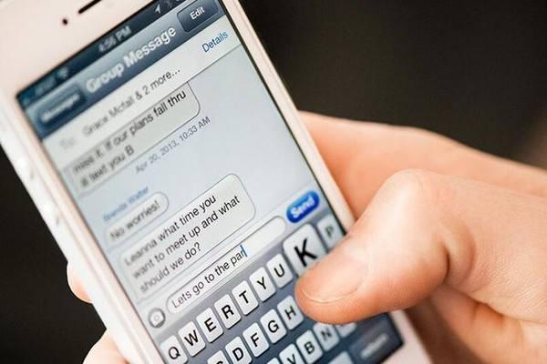 苹果手机短信群发