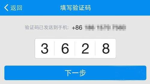 手机短信验证码接收