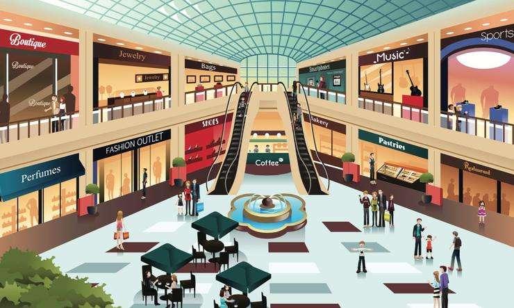 购物商场短信群发模板