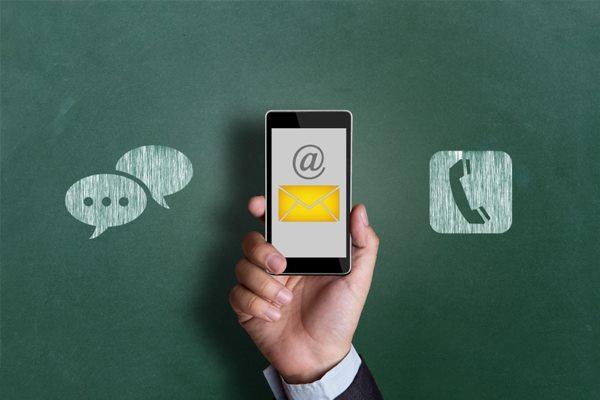 公司群发短信怎么发